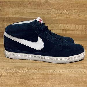 NIKE 6.0 MAVRK MID 2 Sneakers 386611-011 Black 13